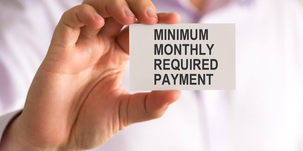 How a Minimum Payment is Calculated by Card Issuers