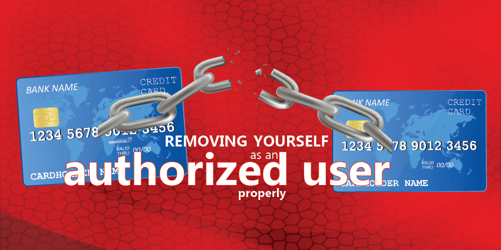 Remove Yourself From Being An Authorized User – When And How