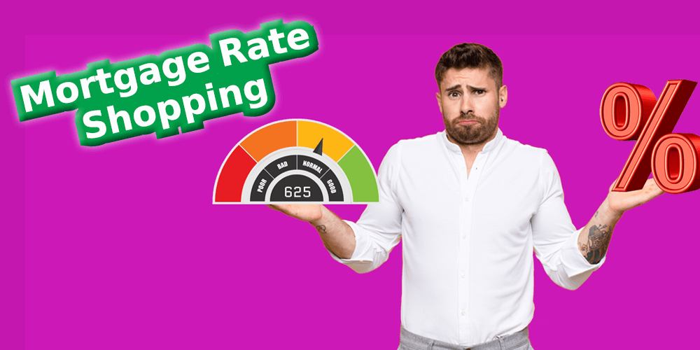Mortgage Rate Shopping – Don't Fear The Multiple Credit Inquiries