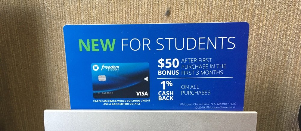 Building Credit Using a Student Card Rather Than a Secured