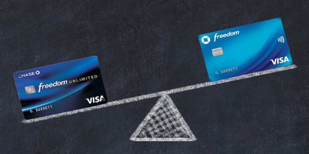 Big Changes Coming To The Chase Freedom and Freedom Unlimited Cards