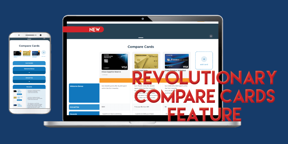 New Feature On Our Site – Compare Cards Easily While Browsing!