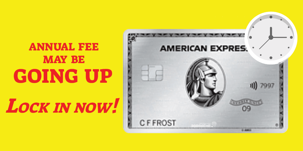 Rumor For Changes to The Amex Platinum Card Coming July 1st-Lock In The Annual Fee Now