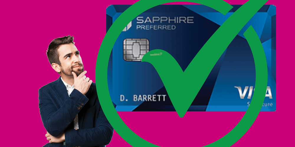 Am I Eligible For The Sapphire Preferred Card If I Already Had One In the Past?