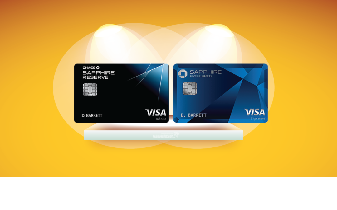 Chase Sapphire Reserve Versus Preferred- What's The Differences?