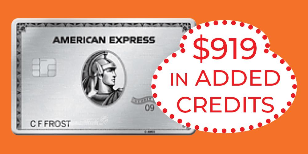 Amex Goes Big On The Platinum Card! Higher Annual Fee. Higher Bonus. Higher Credits.