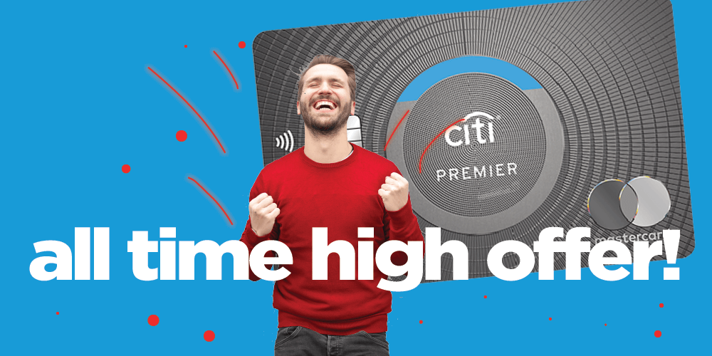 8 Things You Want To Know Before Applying For The Citi Premier – All Time High Offer