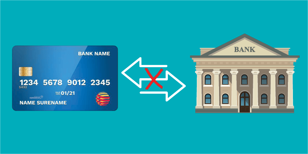 Don't Swipe And Bank At The Same Bank. Here Is Why